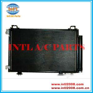 Auto condensador da ca para 1997 toyota yaris 88454- 0d020/88460-52020/88460-54020/88450-52170