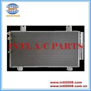 Toyota crown um/c alumínio condensador 88460-09020