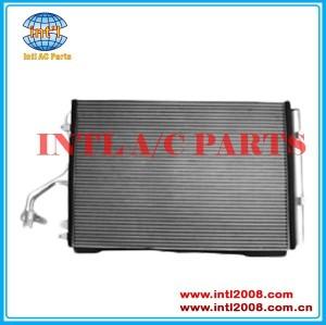 Auto condensador de ar condicionado para hyundai elantra 2012 condensador 97606- 4v000 97606- 3x000 976063x000 976064v000