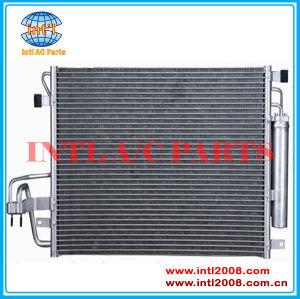 Condensador do carro para kia optima/nf hyundai/azera/sonata 97606- 3l180