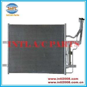 Auto condensador de ar condicionado para 2003-07 mazda3 2006-2007 mazda 5 bp4k-61-480b bpyk- 61k48z bpyk- 61- 48za