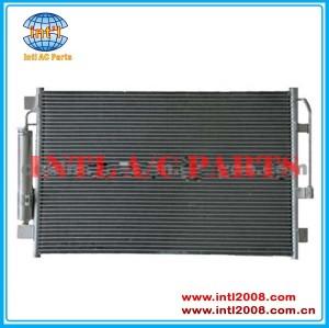 Condensador de ar condicionado para o nissan sentra 02- 04( com secador) 92110-jn20a-a128 92100ja00a