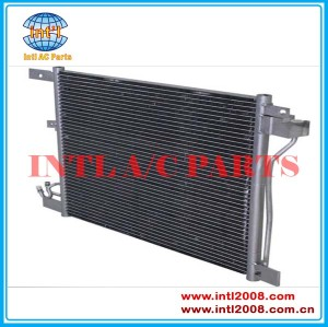 Condensador de ar condicionado para 2011 versa da nissan tiida 92110- 3dd0a