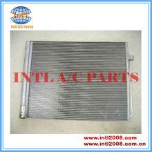 Ar condicionado condensador de fluxo paralelo para bmw x6 08-10 6453972553