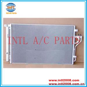 Auto condensador de ar condicionado para kia sportage/hyundai ix35 2.0 2.4 97606- 2y500 97606 2y500 976062y500