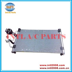 venda quente usado para daewoo leganza ac condensador 96207354 96211815 96394346