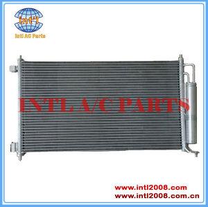 Condensador de ar condicionado para tiida/versa/cubo 92100-ed500/92100-ef80a