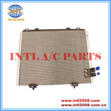 Usado para a mercedes benz e300d e320 e420 e430 e55 ac( um/c) condensador 2108300570 2108300270