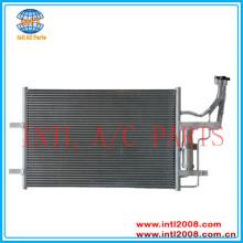 Ac condensador de fluxo paralelo para mazda 2004-2010 3/5 2.0l 2.3l gasolina bp4k61480 bp4k61480c bp4k61480d bpyk6148za bpyk61k48z