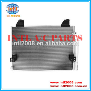 Ac condensador do radiador para toyota hilux vigo condensador 2005 gasolina da/gasolina 88460- 0k020