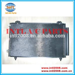 Carro kit ac condensador core para toyota matrix/corolla 03-04 88460-02170/88450-02270
