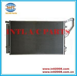 97606-3R000 AC condensador de fluxo paralelo para HYUNDAI SONATA