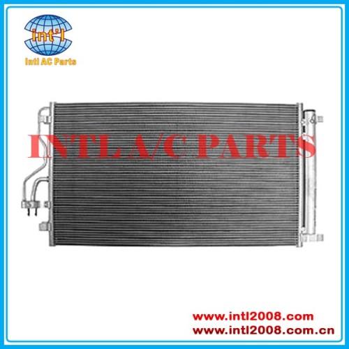 Ac condensador de fluxo paralelo para kia e hyundai 2010 tucson 97606- 2s500