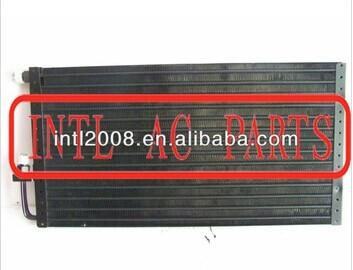 universal refrigeração condensador de alumínio 12x23x22mm