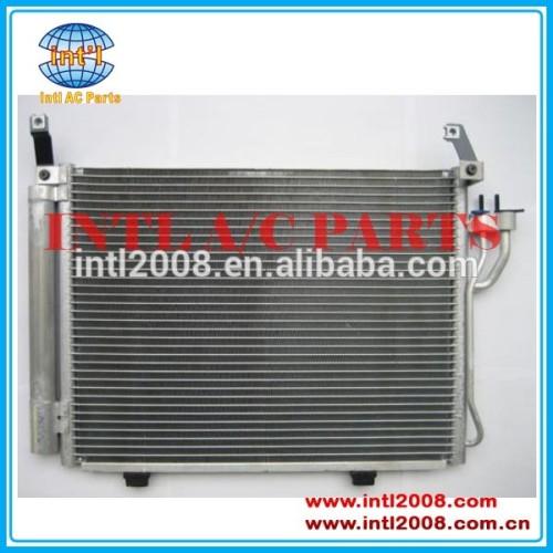 Automóvel ac condensador de fluxo paralelo condensador para hyundai 1.1/1.2 2007-- 97606- 0x000