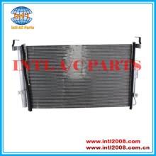 97606-4D900 AC condensador de fluxo paralelo para Kia Sedona