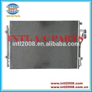 AC Parallel Flow ac condenser core kit for Hyundai ACCENT 2011 97606-1U000 97606-1U100