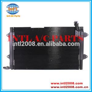 Ac condensador refrigerador 1hm820413b 1hm-820-413b/1hm 820 413 b/8fc351304321 58005146 para vw golf- golfe cabrio 98-