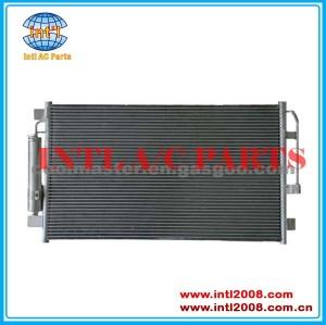 Um 92100ja00a/c do condensador para o nissan sentra 02- 04( com secador) 92110-jn20a-a128