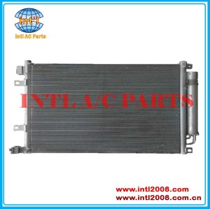 92110-1HS1A A / C condensador para 2010 NISSAN SUNNY 92100-1HS2A