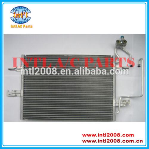 Ac condensador 1850086 13128931 para opelchevrolet meriva w/secador