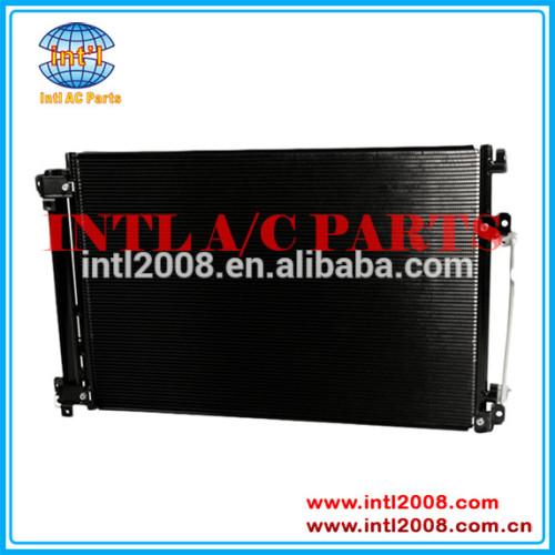 667*455*16 mm ac condensador, ar condicionado 73210xa00a para subaru tribeca 3.0l 3.6l 06-13