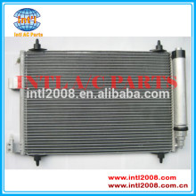 555*369*16 mm ac condensador refrigerador 645 5. cp/645 5. fx para peugeot 508/c5/x7