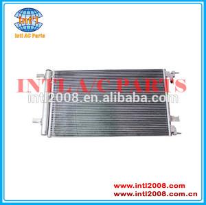 550*390*16 mm ac condensador 1850136 13267648 para chevrolet cruz