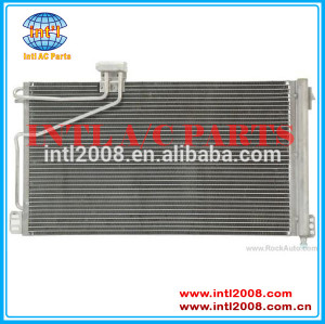 Air Condenser 2035000054 for BENZ W639