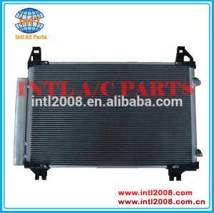 Toyota yaris 2007-2013 1.5l ar condicionado, ac condensador 8846052110 8846052130 p40515 to3030208 4829 7-3580