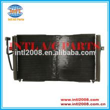 640*351*16mm ac condensador 30818183 30897260 mr146691 para volvo s40/mitsubishi