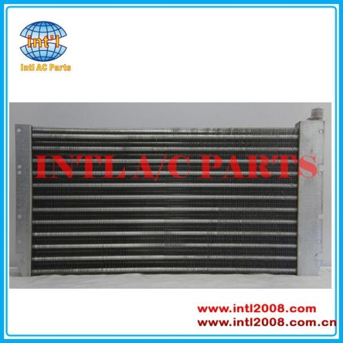 Air conditioning condenser for tractor Valtra BH A/A condenser fins