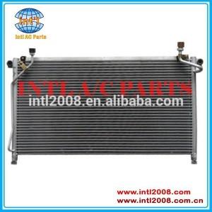 632*296*16mm ac condensador 1960490,1961628,921100f700,9211059g00,9211070p00 para nissan sentra/ford maverick
