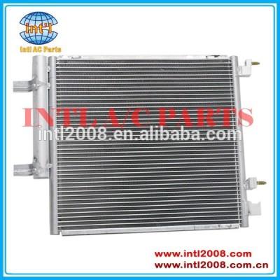 Alumínio fluxo paralelo um/condensador c, ar condicionado gm3030301 95326121 para chevrolet spark 1.2l 2013-2014