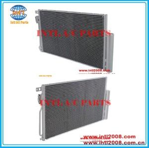 Ar conidtioning condensador de fluxo paralelo para 2012-2014 chevrolet sonic 1.8l 96945773 gm3030296 com secador