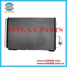 Auto fluxo paralelo condensador de ar condicionado para 2012-2014 hyundai elantra 1. 8l/2. 0 976063x000 97606- 3x000 cn 3967 pfc