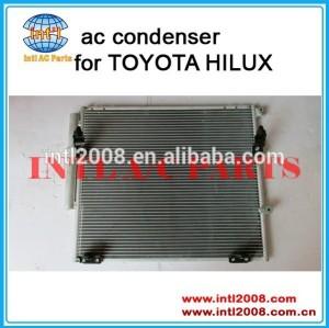 88460-0K130 A/C Condenser for Toyota Hilux SR4 SR5 size : 600*510*16mm