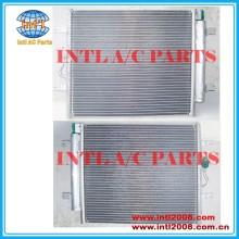 Condensador da ca para fiat palio/siena/strada/idéia 1.8 2003- condensador de fluxo paralelo