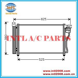 Auto air conditioning For Hyundai Accent III Era/1.5 CRDi/Saloon MC 2006- A/C Condenser 97606-1E300 8FC351303181 TSP0225652