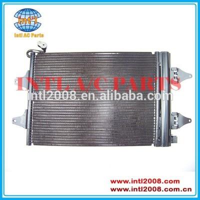 512 * 360 * 18 mm auto modelo ar condicionado A / C condensador para SEAT CORDOBA SKODA FABIA VW POLO 6Q0820411A 6Q0820411B 6Q0820411E