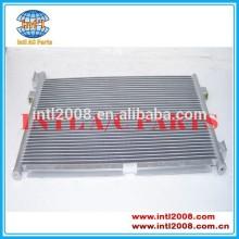 Ar condicionado condensador de fluxo paralelo para volvo FM04 FM7 FM9 FM10 FM12 caminhão
