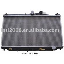 Auto radiador para honda accord cb3 cb7