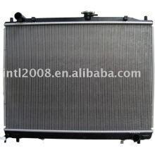 Auto radiador para mitsubishi pajero v75