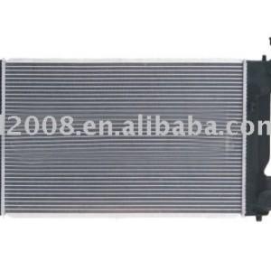 Auto radiador para toyota corolla ex
