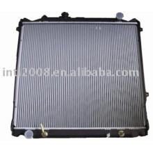 Auto radiador para TOYOTA PRADO VZJ95 3400