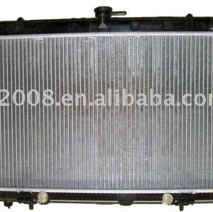 Radiador de automóvel para nissan 98 - 00' bluebird u14