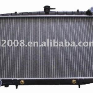 Radiador de automóvel para nissan cefiro a32