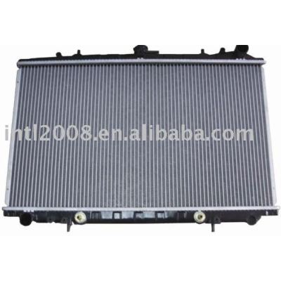 Radiador de automóvel para nissan maxima j30 89-95