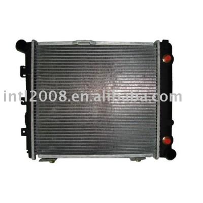 Radiador de automóvel para o benz w124 230 pa em