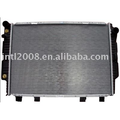 Radiador de automóvel para o benz classe w140 500 s600 pa em